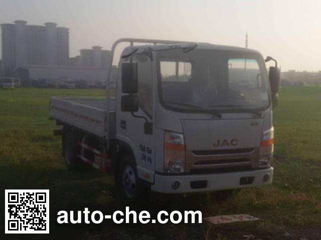 JAC HFC1040P73K1B4V cargo truck