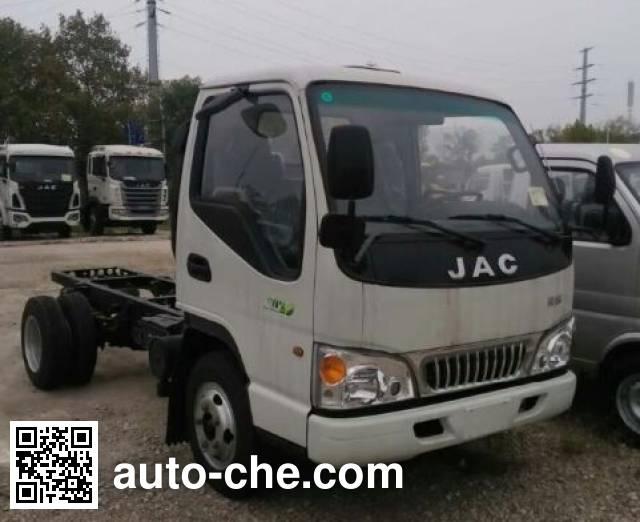江淮牌HFC1040P83K2B4载货汽车底盘