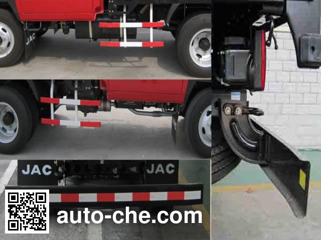 JAC HFC1040R93K7B4 cargo truck