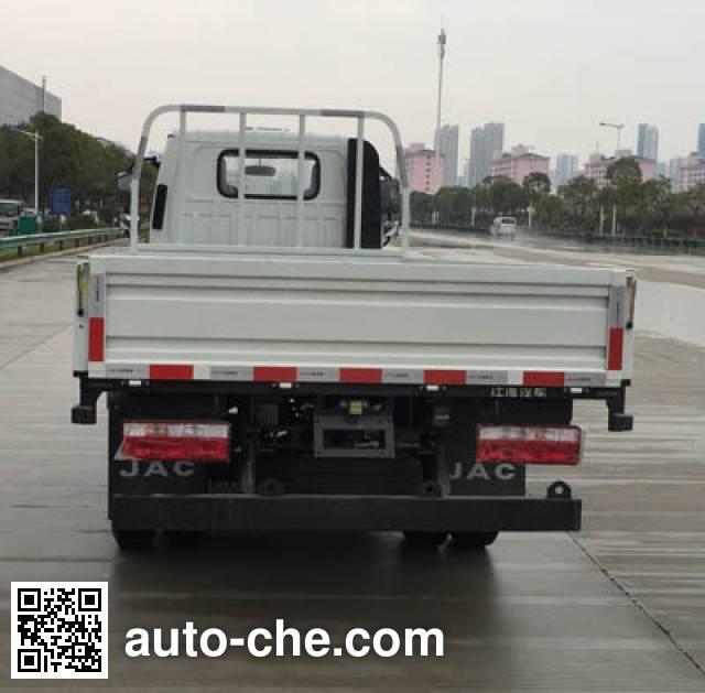 JAC HFC1051P53K1C2V cargo truck