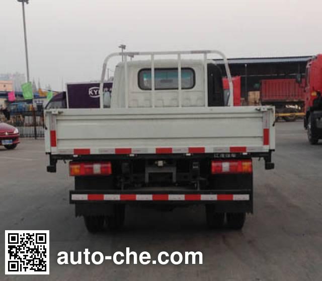 JAC HFC1041P93K1C2V cargo truck