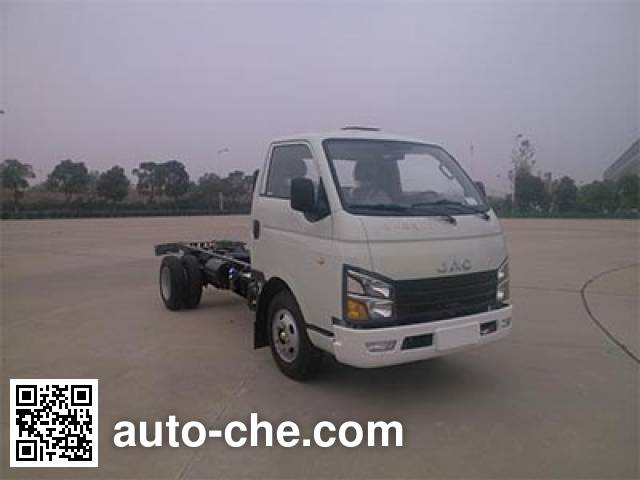 JAC HFC1041PV3K1C1V truck chassis