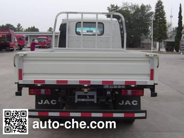 JAC HFC1041R93K1C2V cargo truck