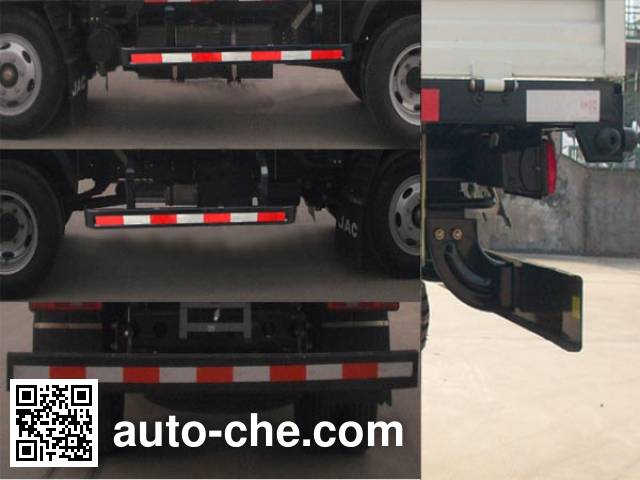 JAC HFC1040P93K9B4 cargo truck