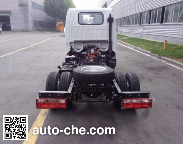 JAC HFC1042PW4K1B3ZV truck chassis