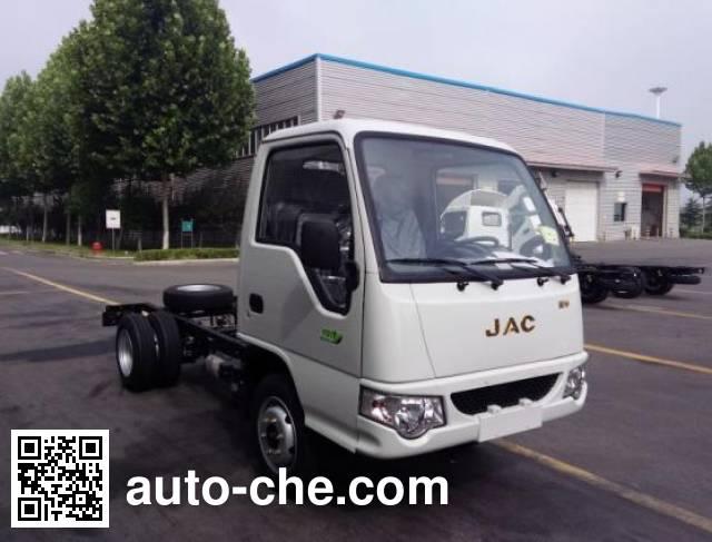 江淮牌HFC1042PW4K1B3ZV载货汽车底盘