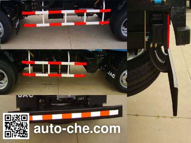 JAC HFC1043P91K2C2 cargo truck