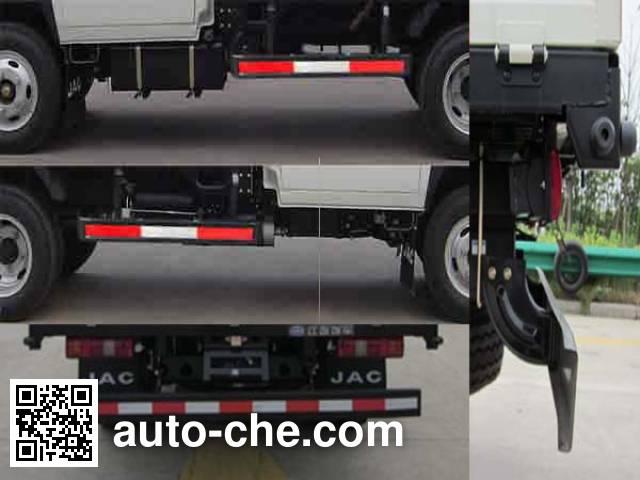 JAC HFC1046R93K1B4 cargo truck