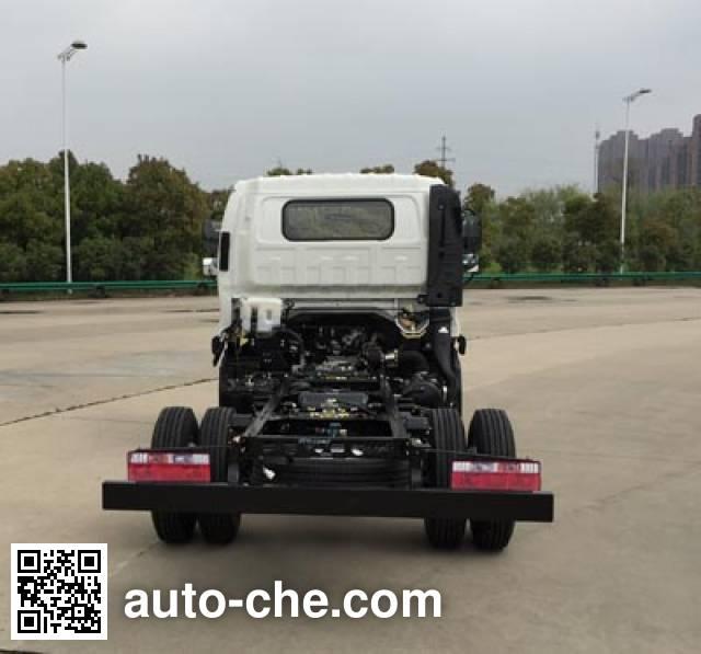 江淮牌HFC1043P91K4C2V载货汽车底盘