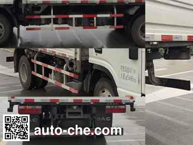 JAC HFC1053P71K2C2V cargo truck