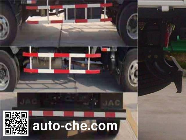 JAC HFC5070CCYP71K1C2 stake truck