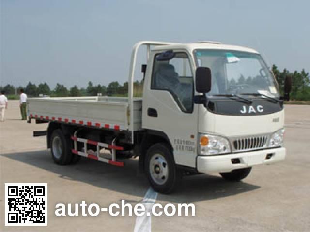 JAC HFC1070P93K3C2 cargo truck