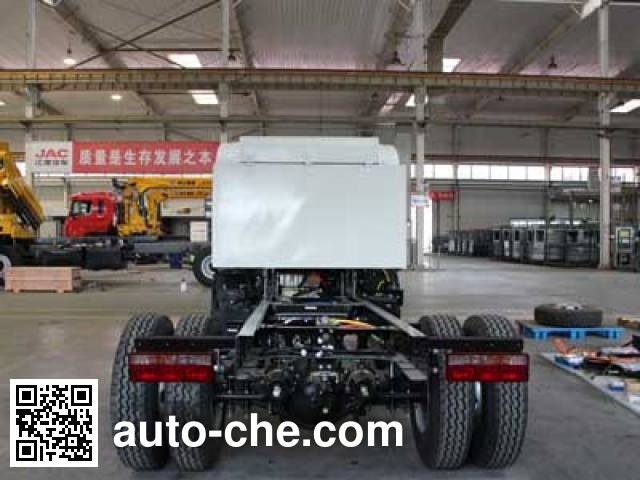 JAC HFC1090P71EV1C7Z electric truck chassis