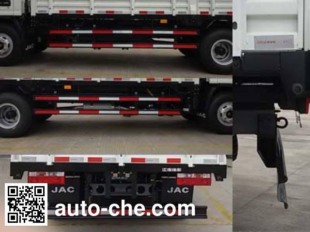 JAC HFC1091P71K1D1 cargo truck