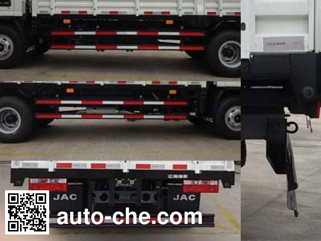 JAC HFC1100P71K1C6V cargo truck