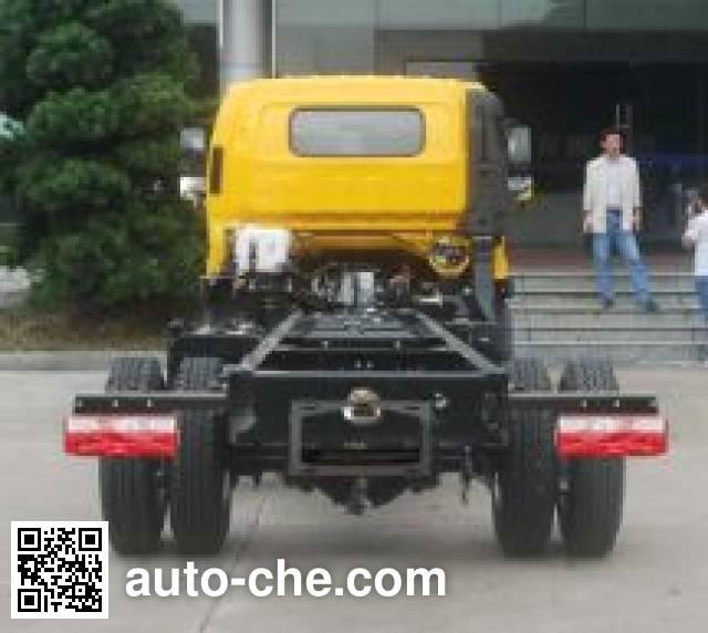 江淮牌HFC1101P91K2D4ZV载货汽车底盘