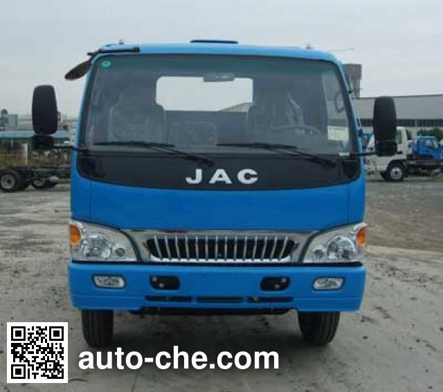 JAC HFC5120XXYP91K1D4V box van truck