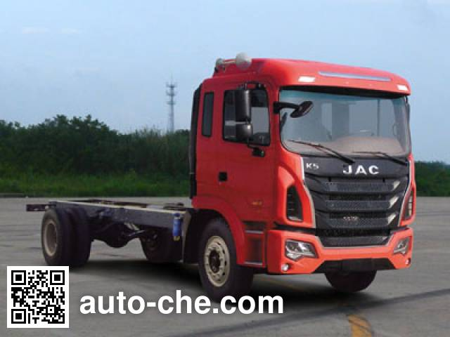 JAC HFC1121P3K1A38V truck chassis