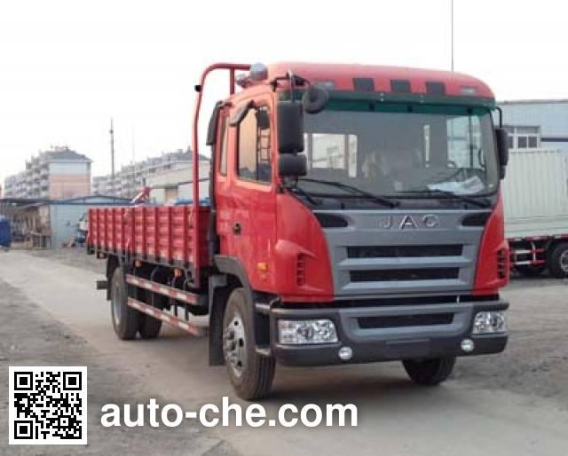 JAC HFC1140PZ5K1E1V cargo truck