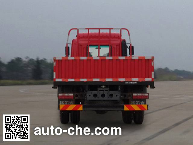 JAC HFC1161P3K1A45S3V cargo truck