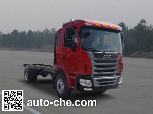 JAC HFC1131P3K1A47S5V truck chassis