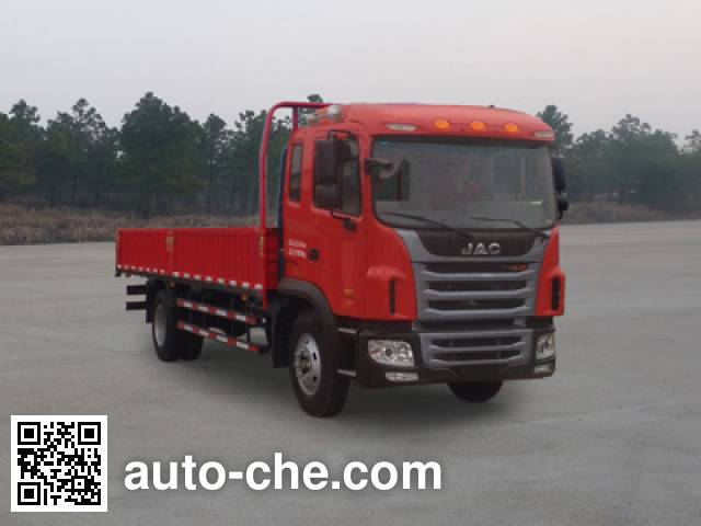 JAC HFC1161P3K2A45S1V cargo truck