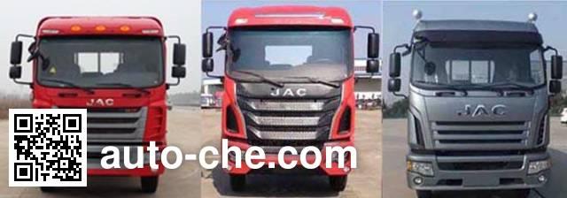 JAC HFC1161P3K2A47S2V cargo truck