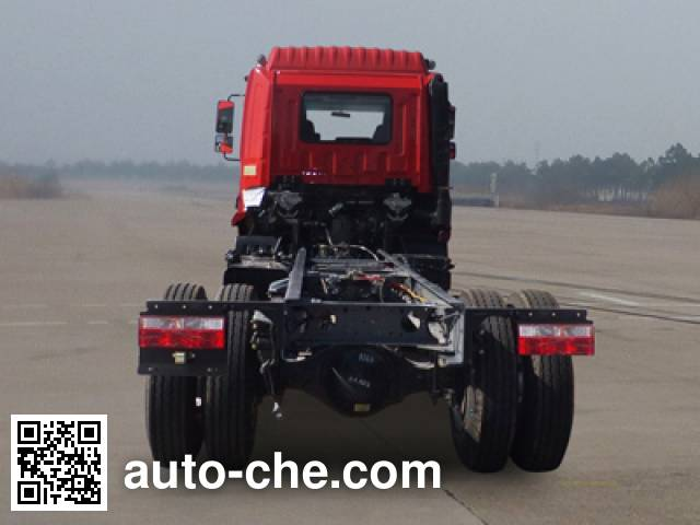 JAC HFC1161P3K2A50S3V truck chassis