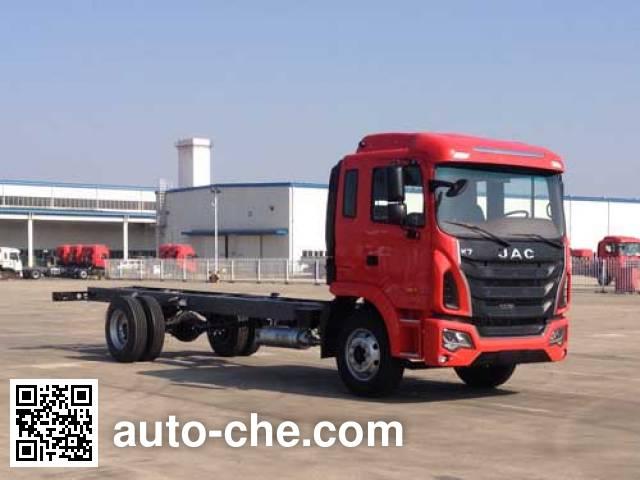 江淮牌HFC1181P3K2A50S2V载货汽车底盘