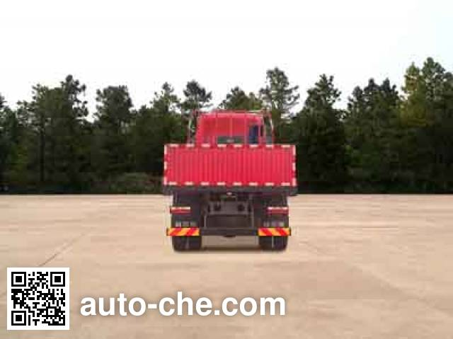 JAC HFC1251P1K3D54S3V cargo truck