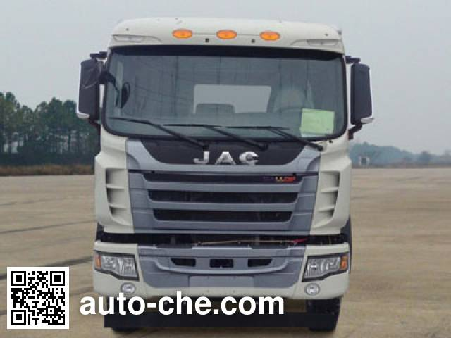 JAC HFC5251ZXXVZ detachable body garbage truck
