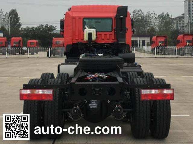 江淮牌HFC1311P1K4H38S3V载货汽车底盘