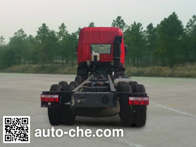 JAC HFC1311P2K4H45S1V truck chassis