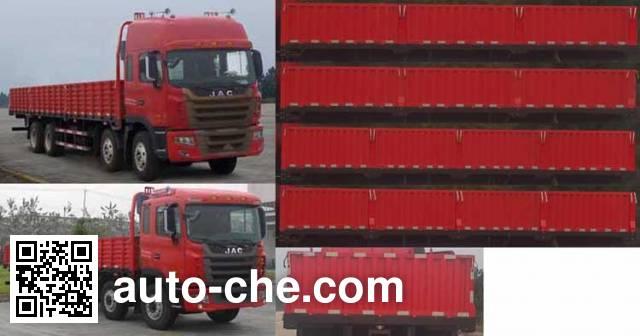 JAC HFC1314K2R1F cargo truck