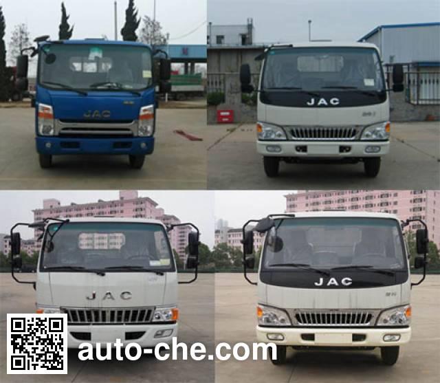 江淮牌HFC2043P91K1C2越野载货汽车