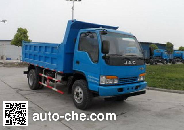 江淮牌HFC3040KZ自卸汽车