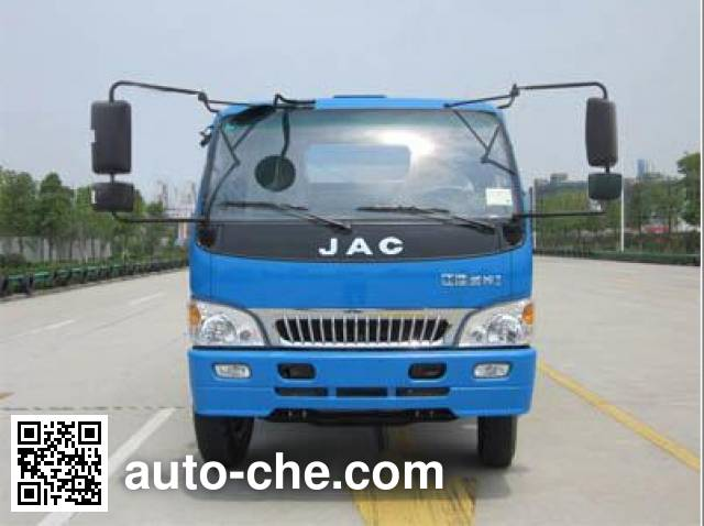 JAC HFC3040PB91K1C7 dump truck chassis