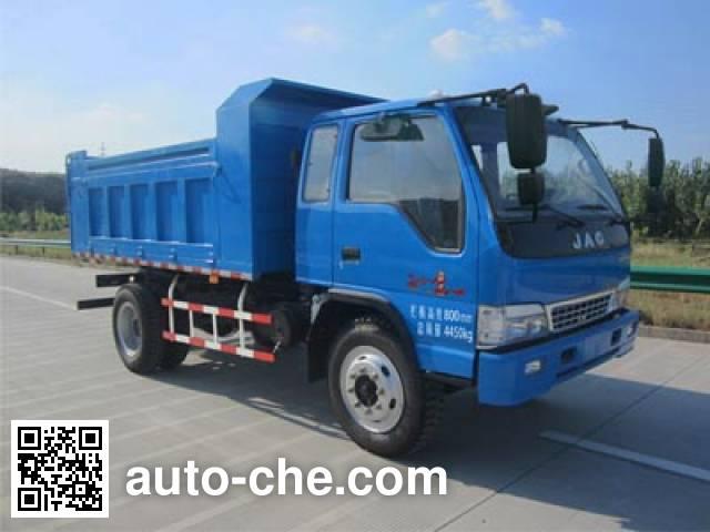 JAC HFC3040PB91K2C7 dump truck