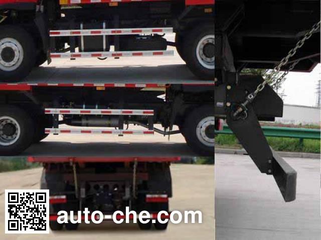 JAC HFC3041PZ5K1C5HF dump truck