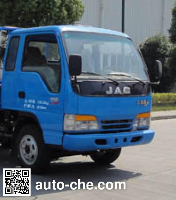 江淮牌HFC3046KPLZ自卸汽车