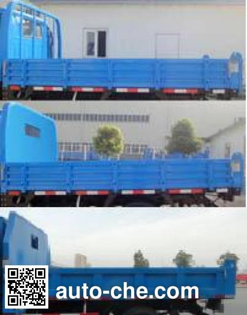 JAC HFC2046KPZ off-road dump truck