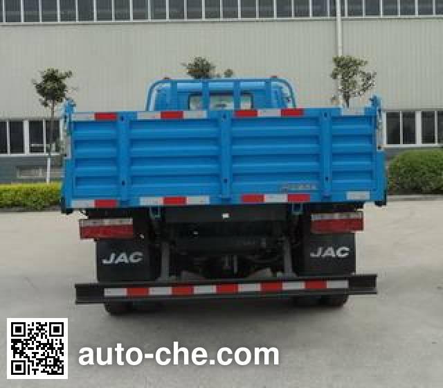 JAC HFC3046KZ dump truck
