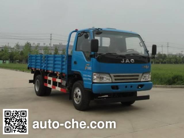 江淮牌HFC3046KZ自卸汽车