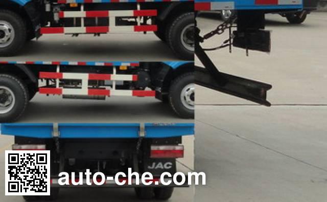 JAC HFC3048K3R1Z dump truck