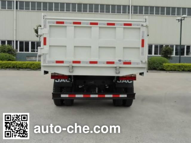 JAC HFC3049KPZ dump truck
