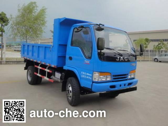 江淮牌HFC3049KZ自卸汽车