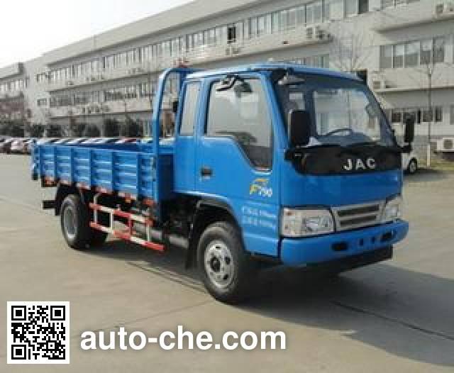 JAC HFC3066KR1Z dump truck