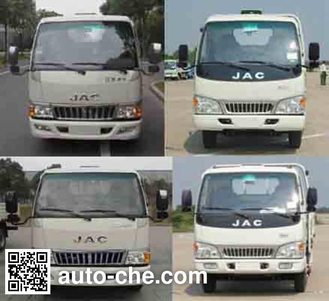 JAC HFC3076KPLZ dump truck