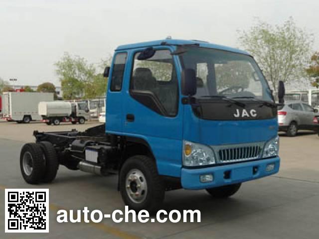 JAC HFC3046P91K2C9V dump truck chassis