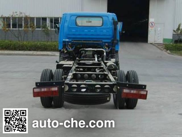 JAC HFC3110PB91K1C7 dump truck chassis